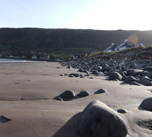 Tavnaghoney Cottages: Glenariff/ Waterfoot Beach