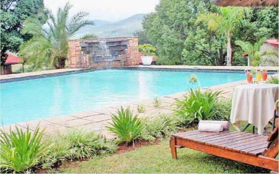 Jock Sabie Lodge: Jocks' gorgeous Pool