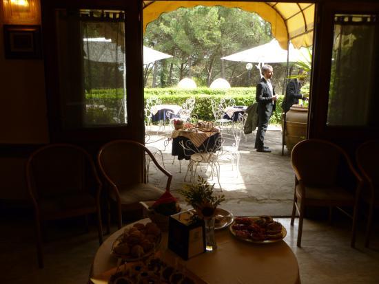 Hotel Apogeo: Sala Colazione