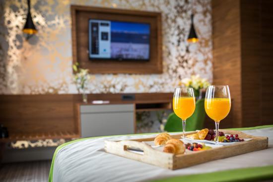 Ariston Hotel: Sea View Room