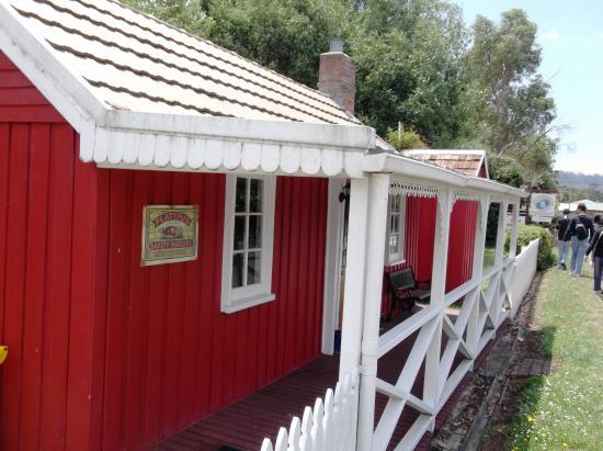 Westerway, Australia: Beautiful cottage, unfortunately it was closed.