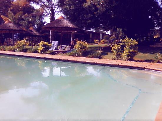 Jock Sabie Lodge Pool Area