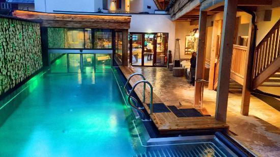 Tolle farben und tolles ambiente bild fr n hotel eder for Tolle hotels