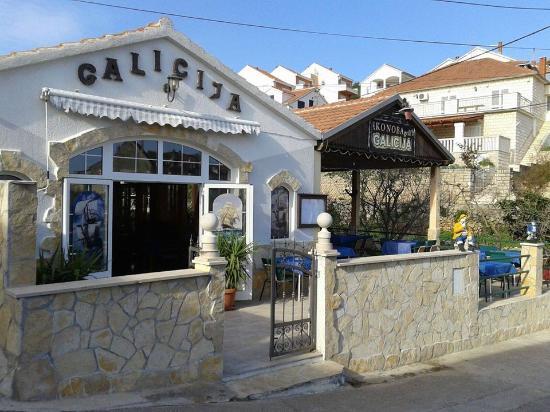 Restoran Galicija: Taste of the holidays at Galicija ;)