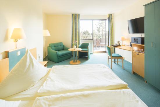 Parkhotel Emstaler Höhe: Hotelzimmer