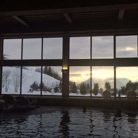 Mosern, ออสเตรีย: View from the pool