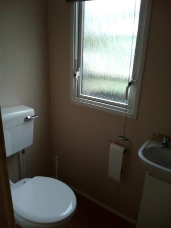 Extra Toilet In Caravan