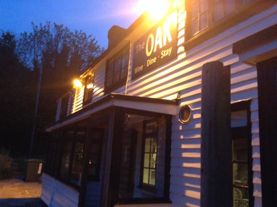 Rye Foreign, UK: The Oak