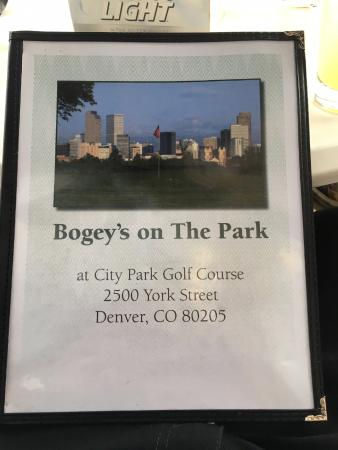 Bogey's on the Park