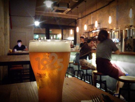 Local craft beer - Picture of The 1925 Brewing Co  Joo Chiat