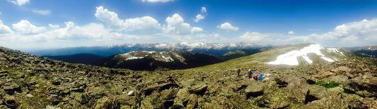 Western Riviera Lakeside Lodging & Events: Hike to Mt. Ida in Rocky Mountain National Park