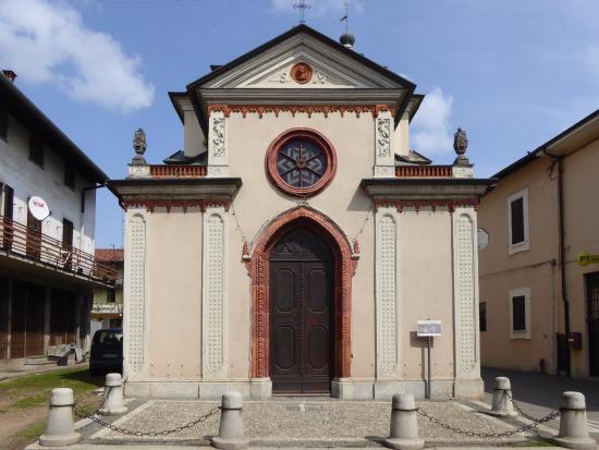 Sizzano, Italie : Santa Maria