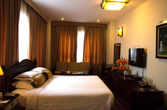 Hanoi Imperial Hotel: Family room