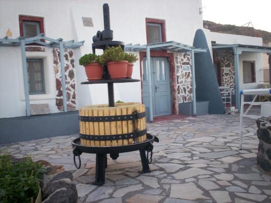 Santorini Villas Bild