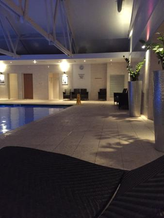 Clean Pool Area With Lots Of Seating Picture Of Telford Hotel Golf Resort Telford