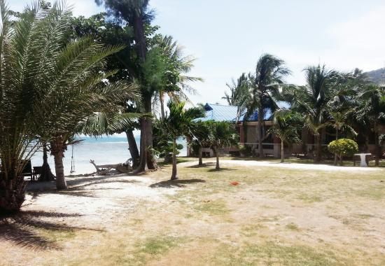 Blue Marine Resort: между ресепшеном и пляжем