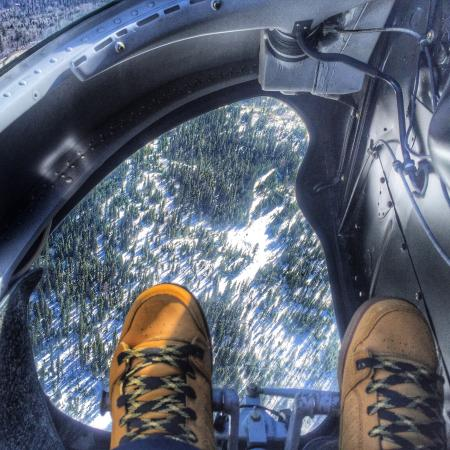 West Kelowna, Canada: We had the the most AMAZING time flying with Valhalla Heli at Silverstar mountain .The pilot Chr