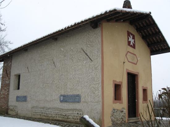 San Giusto Canavese, Italien: chiesa di san Giacomo di Ruspaglia