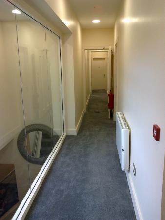 Round Tower Hotel: Upstairs accommodation