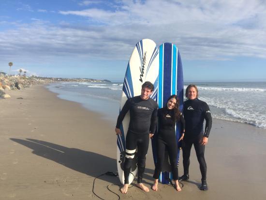 Malibu Surf Coach Good Times At Broad Beach