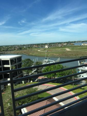 South Shore Harbour Resort and Conference Center: Room 816 view