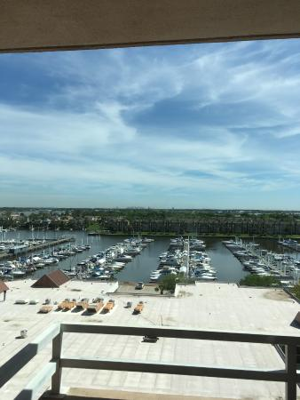 South Shore Harbour Resort and Conference Center: Room 819 view