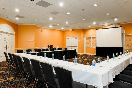Holiday Inn Charleston-Mount Pleasant: Meeting Room