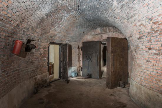 Bunker Villa Ada Savoia