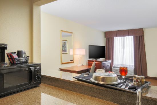 Holiday Inn Charleston-Mount Pleasant: Room Service