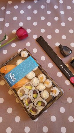 sushi cafe clermont ferrand restaurant avis num ro de t l phone photos tripadvisor. Black Bedroom Furniture Sets. Home Design Ideas