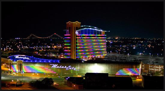 Cassino Picture Of Motorcity Casino Hotel Detroit