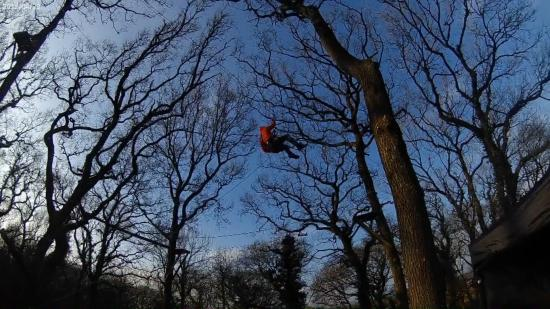 Vale of Glamorgan, UK: Our zipline has just got longer & faster!!