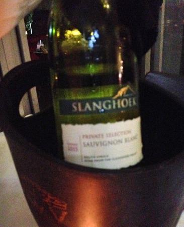 Slanghoek Sauvignon Blanc