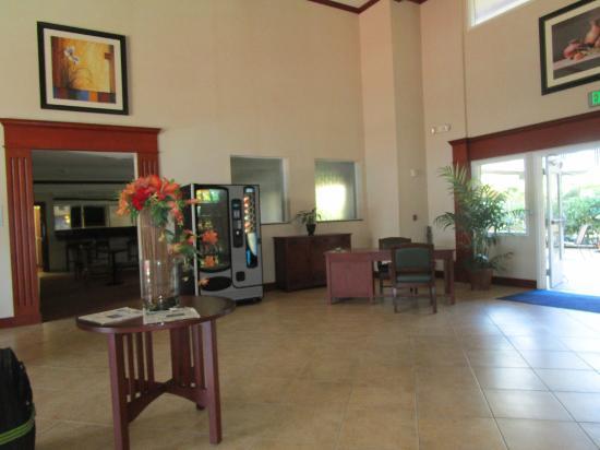San Dimas, Kalifornien: lobby