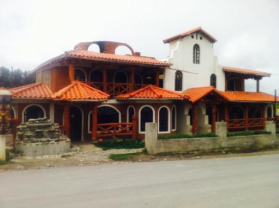Hosteria Alpaka Quilotoa
