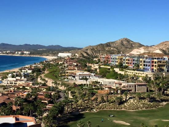 Grand Regina Los Cabos: View from Lobby