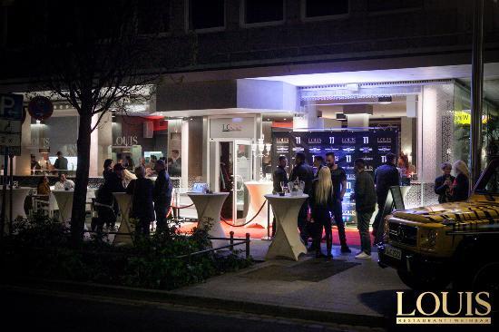 Surf n turf bild von louis restaurant n rnberg tripadvisor - Fermob luxembourg saldi ...
