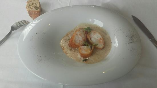 Restaurant Ilura : Restaurant La Réserve