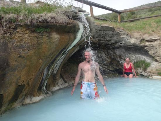 Hot Sulphur Springs, CO: Nearby springs