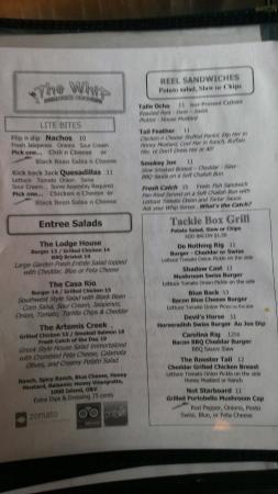 Quincy, FL: The Smoky Joe was delicious.