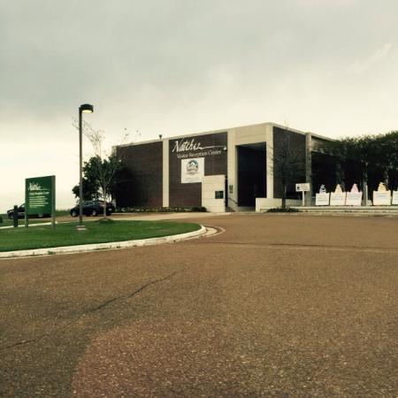 Natchez, Μισισιπής: Visitor center