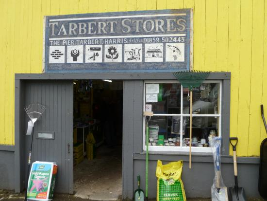 The Famous Tarbert Stores