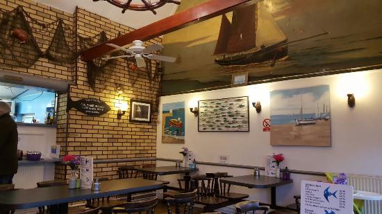 Mark's Fish Shop