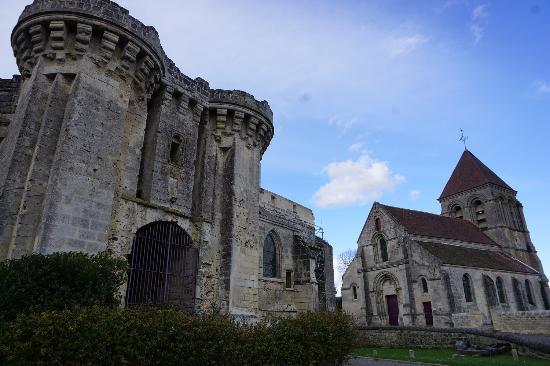 Château de Berzy-le-Sec