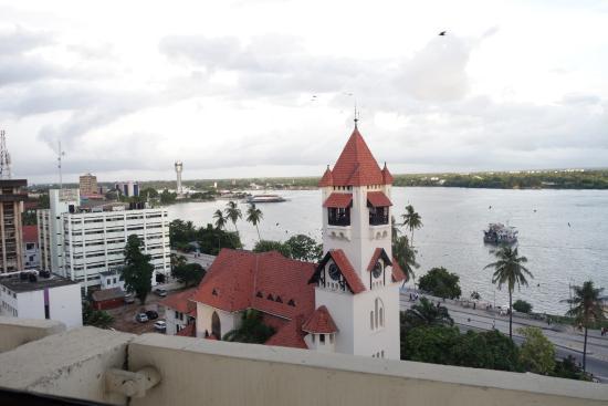 Sawasdee: the view