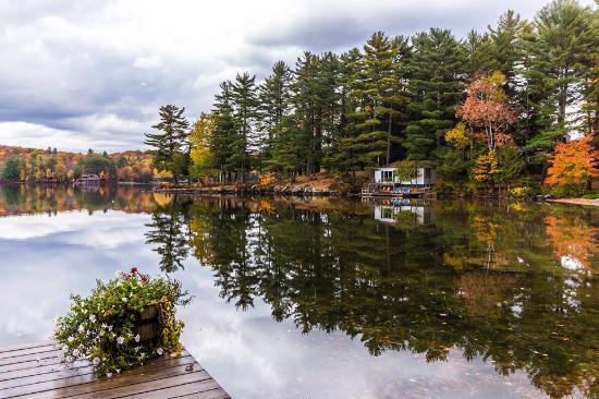 Port Carling, Kanada: Robinwood in Fall Colours