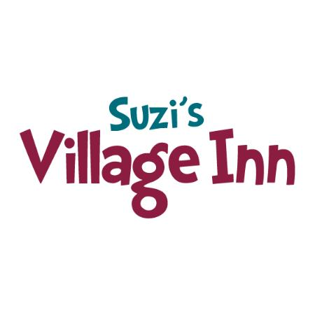 Fruitport, MI: Suzi's Village Inn Logo