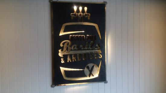 Pub Barils & Ardoises