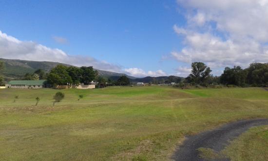Alicedale, Afrika Selatan: Golf course