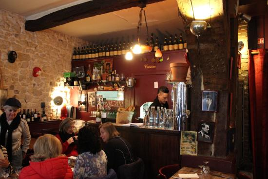 Auberge St. Roch: Intimate atmosphere